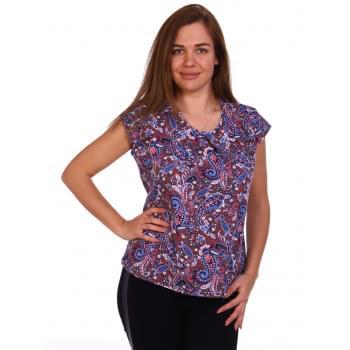 Блуза Огурцы