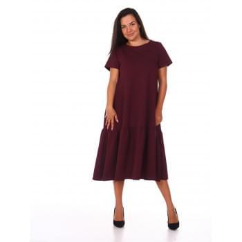 Платье Блэк,бордо