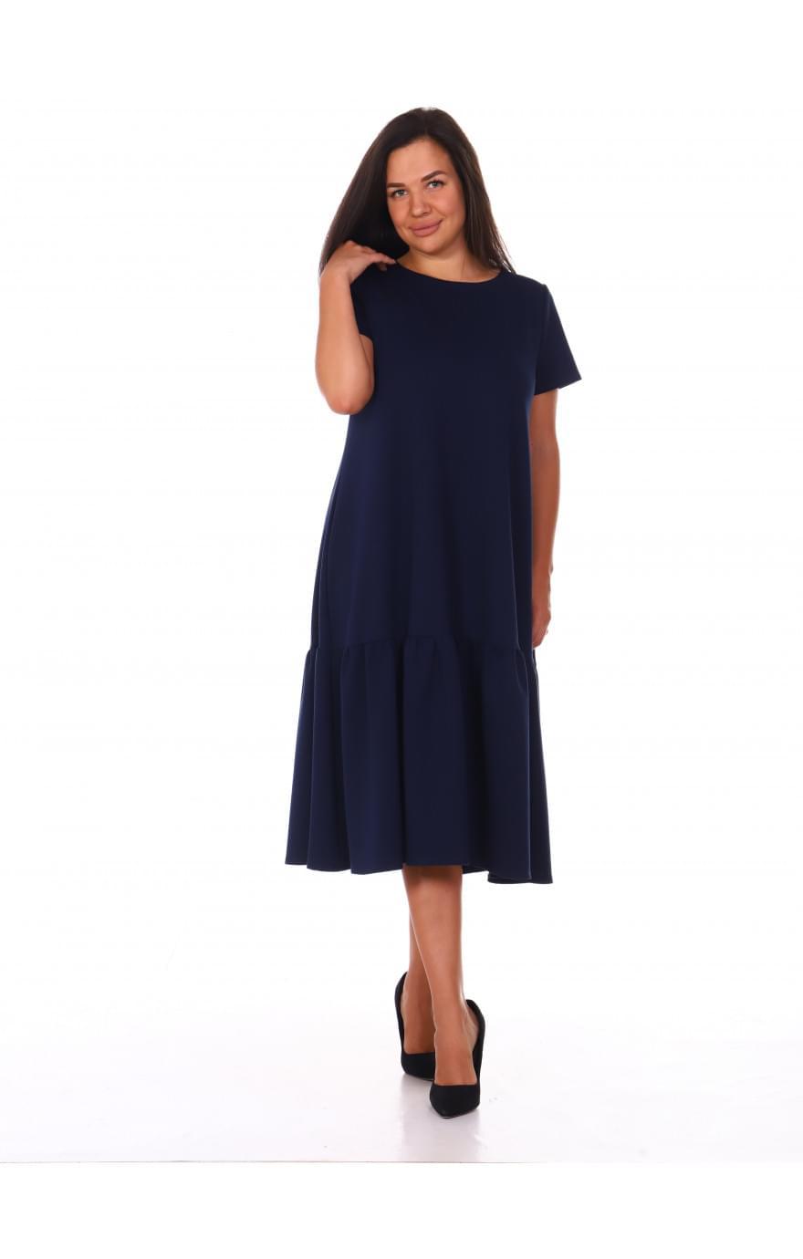 Платье Блэк,синее