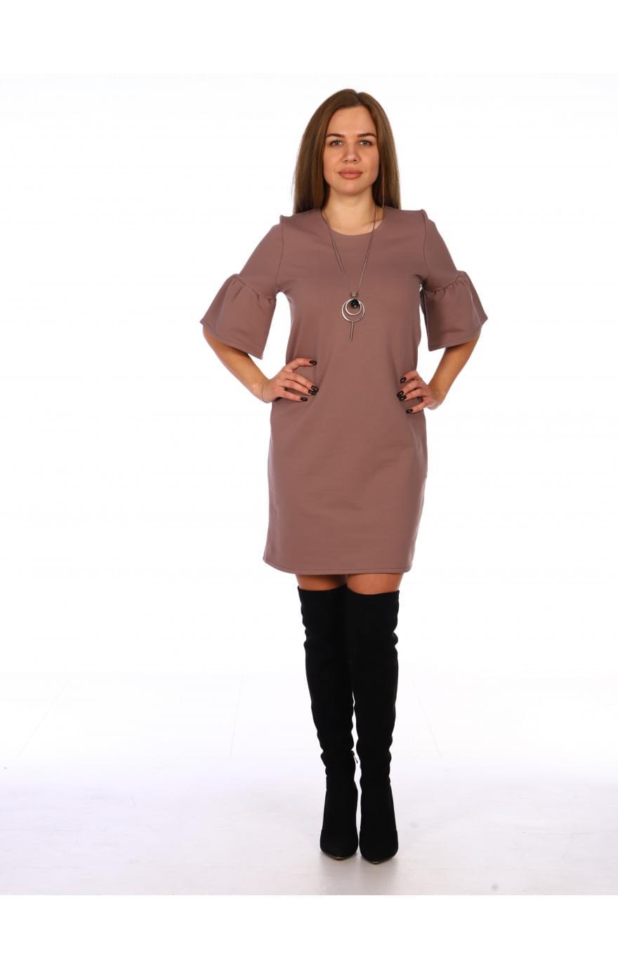 Платье Валли ( кофе )