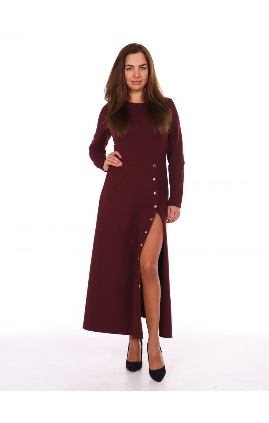Платье Танго ,бордо