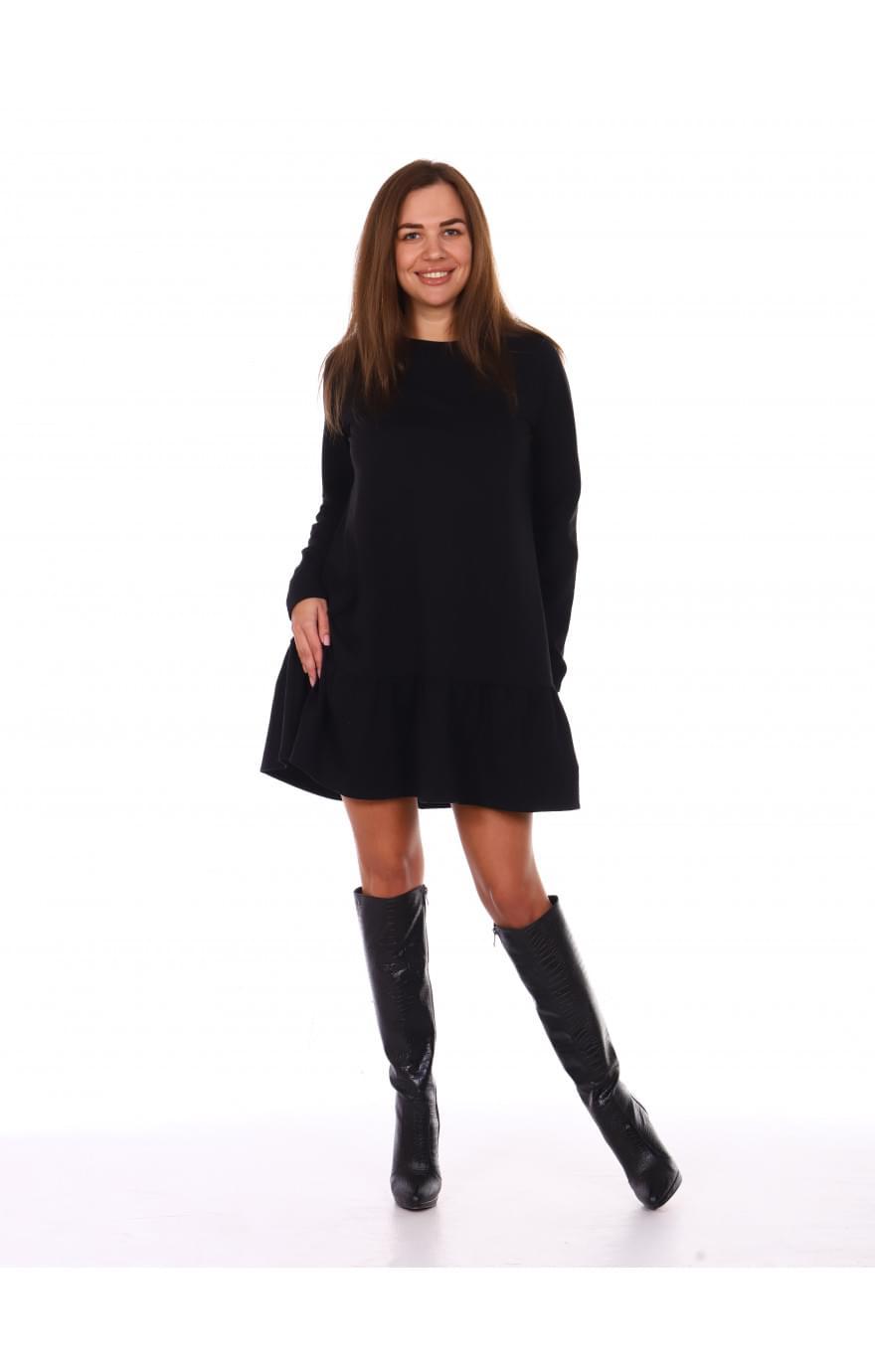Платье Асоль ( черное )