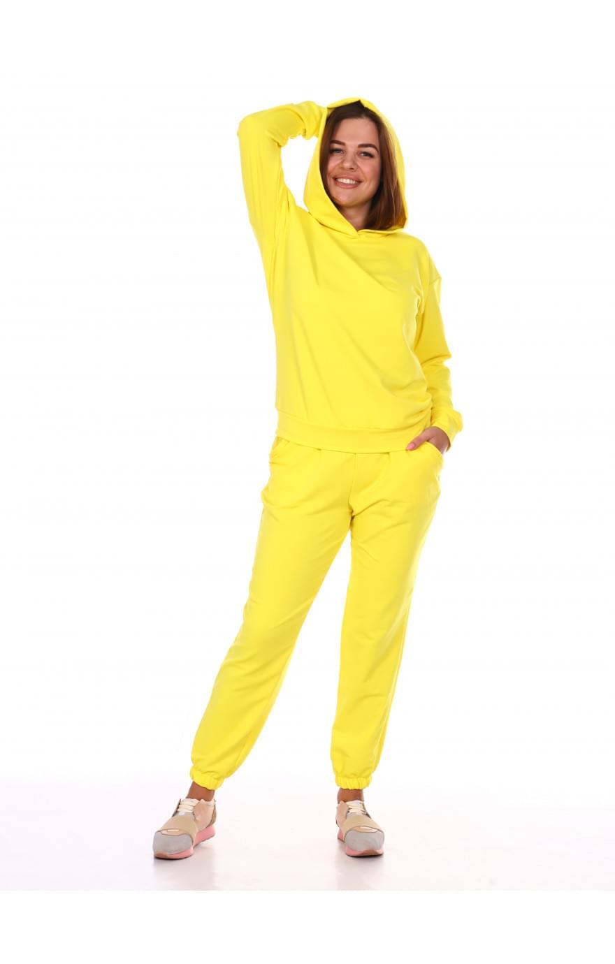 Костюм Аква,жёлтый