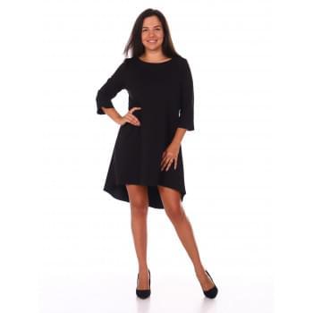 Платье Алина (черное)