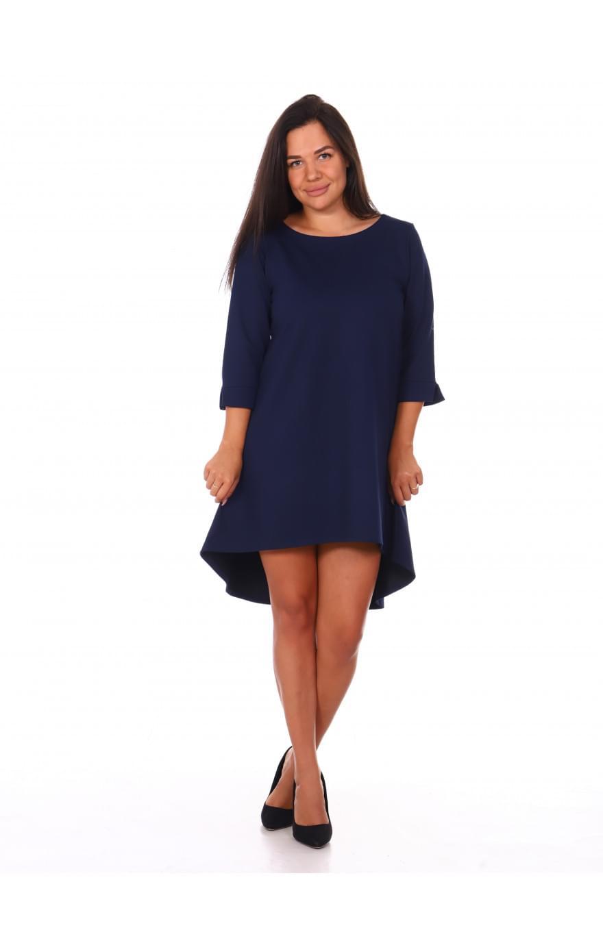 Платье Алина ( синее )