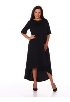 Платье Кристина ( чёрное )