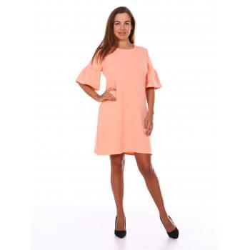 Платье Валли(персик)