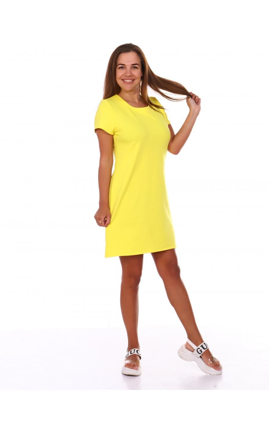 Платье Ирис(желтое)