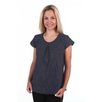 Блуза Горох